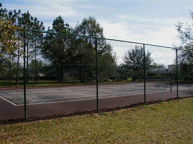 Chatham Park tennis court